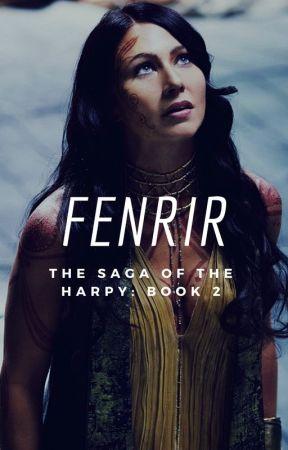 FENRIR ※ Tony Stark [2] by Fleur-DeLys