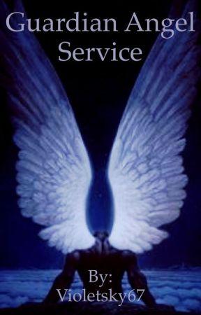 Guardian Angel Service  by Violetsky67