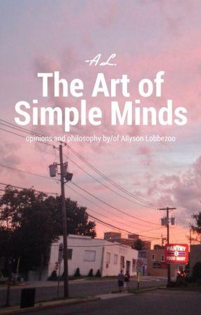 The Art Of Simple Minds by meeeraki