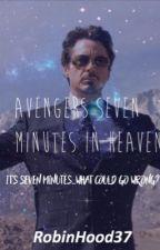 Avengers Seven Minutes in Heaven by RobinHood37