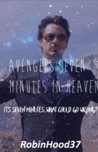 Avengers Seven Minutes in Heaven cover