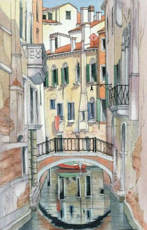 Venice • Bang Chan by pinkjn