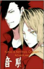Kuroo & Kenma's Orgasm's Adventures  by ShirleyWest