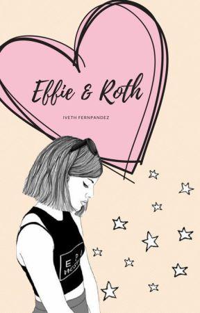 Effie y Roth by DebhGaunt