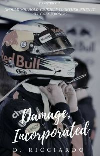 Damage, Inc - [Daniel Ricciardo] cover