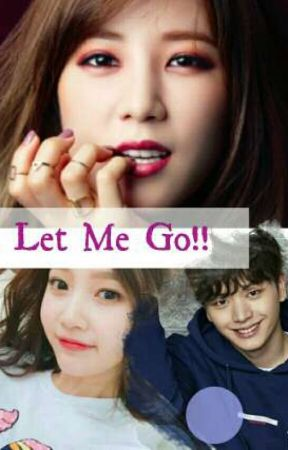 Let Me Go!! by Park_Yoon_Jung