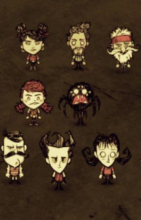 Don't Starve x reader oneshots by just_a_werido