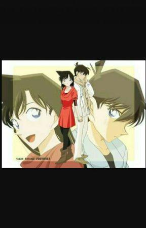 ShinRan  mối tình của cô ca sĩ trẻ và chàng thám tử tài ba by KookieNguyen2006