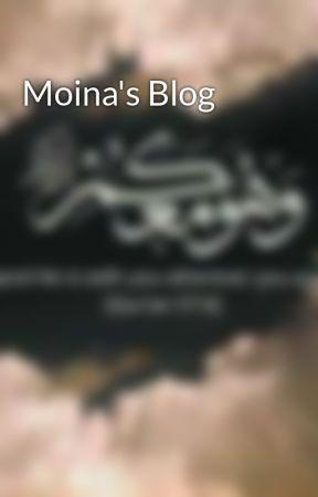 Moina's Blog by AzhariMoina