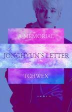 Jonghyun's Letter by tchwex