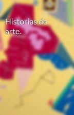 Historias de arte. by sukilbide