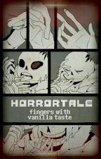 fingers with vanilla taste×horrortale от Sinful_Soil
