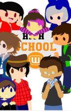 High School Wattpad by AnnieSM14
