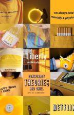 Liberty ≫ Wyatt Oleff by aestheticallynotme