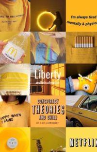 Liberty ≫ Wyatt Oleff cover