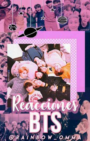 Reacciones BTS 💖🐰 by rainbow_omma