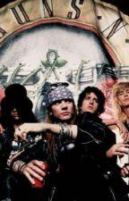 Guns N Roses Imagines  by RocketQueenl