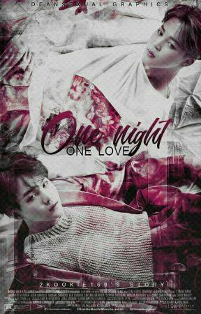One night, one love | Yoonmin (OneShot) by 2Kookie169