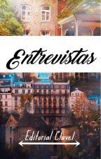 Entrevistas by ClavelEditorial