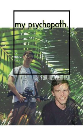 my psychopath   jojian  by blurrycosmos