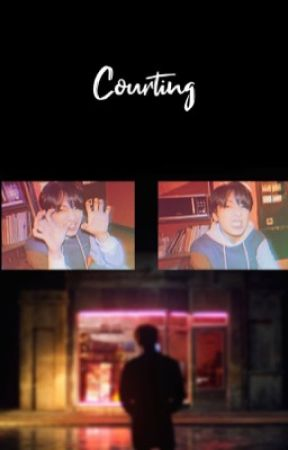 Courting ⚣tk *on hold* by Fluffy-Tae