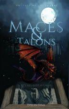 Mace's and Talons • Viggo Grimborn • by EvelynAubrey