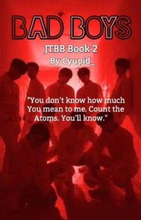 Bad Boys (JTBB Book 2) Kpop Fanfic by Cyupid_
