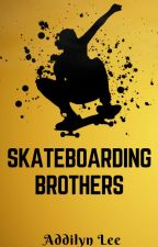 The Skateboarding Brothers   by Xmintflake