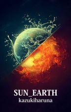 SUN_EARTH by kazukiharuna