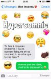 Hypersomnie cover