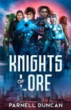 Knights of Lore: Into Darkness by Illness_of_mind