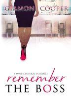Remember the Boss by GiamoniCooper