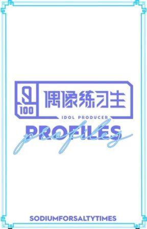 Idol Producer Profiles by sodiumforsaltytimes