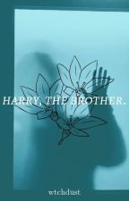 harry, the brother. by alsiies
