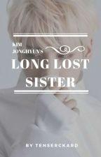 Kim Jonghyun's Long Lost Sister by TensercKard