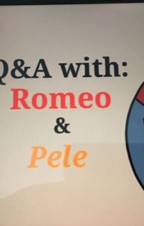 Q&A with: Romeo & Pele by Gill-Hero