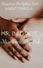 Mr. Bad Boy and Miss Cordially Posh (Kingsman 2 Agent Tequila) by Musical_Lady_7