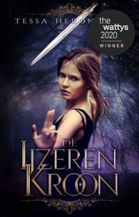 De Ijzeren Kroon |Shadowhunters| cover