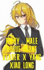 Gone Rogue In Love (RWBY : Male Rogue Agent Reader X Yang Xiao Long) by CrimsonSnowden