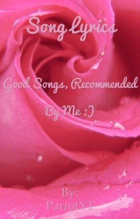 Song lyrics by KingParrotYT