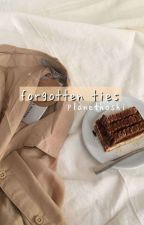 Forgotten ties || hoshi ff by not1in1use