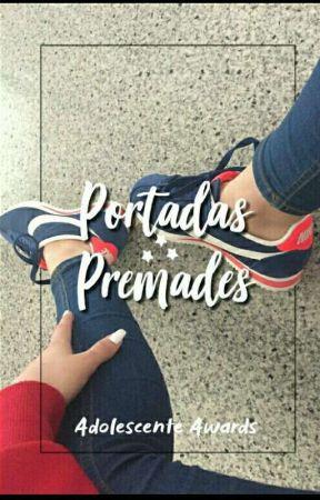 Portadas/Premades (Abierta) by adolescenteawards