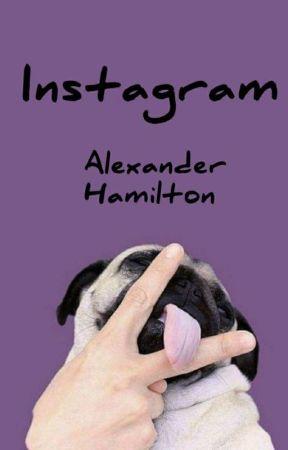 instagram// alexander hamilton by YoGurlZoey