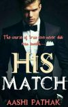 HIS MATCH  cover