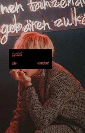 gold ; bts by soudont