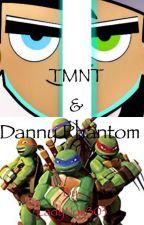 TMNT & Danny Phantom  by LadyNoir303