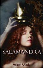 Salamandra by AmyLangdon