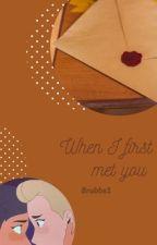 When I first met you/Catradora Highschool AU by brubbs1