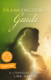 Frankenstein's Guide (Book 1, the LiteraTours Cozy Mystery Series) cover