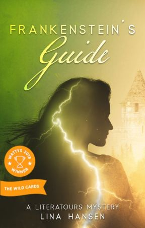 Frankenstein's Guide (Book 1, the LiteraTours Cozy Mystery Series) by lhansenauthor